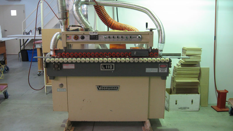 Wood working machine Voorwood