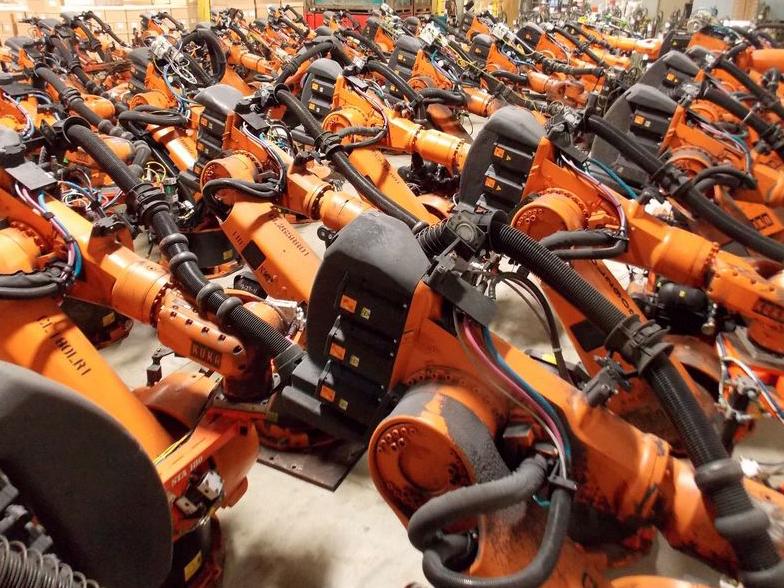 Robotics Used Kuka Robots