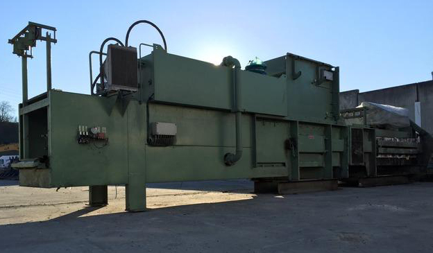 Waste disposal / Recycling Paal Baler