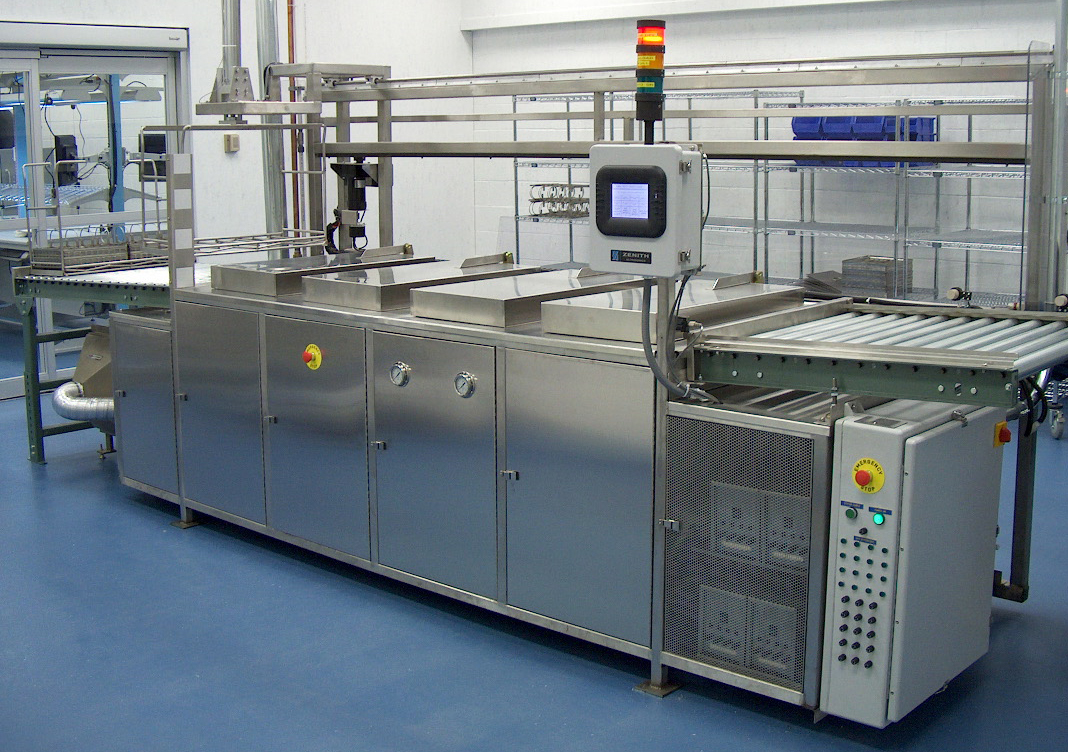 Cleaning technology Ultrasone cleaning machine