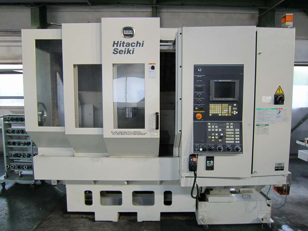 Post a request in the category metal processing machines for a Hitachi Seiki VS50 Vertical machine center and receive quotes from dealers around the world