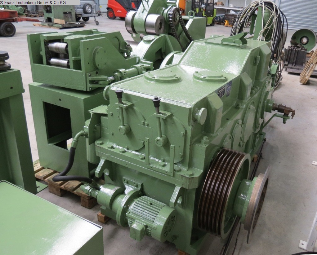 Wire industry machines KOCH KHZ 25000