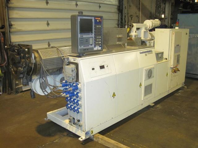 Plastic machines Battenfeld 50 Extruder