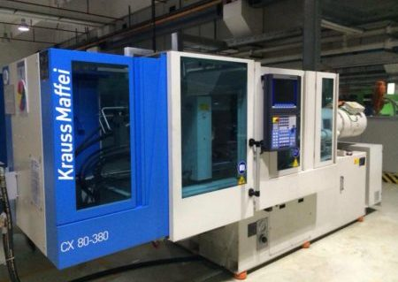 Plastic machines Kraus Maffei CX 80-380 Injection molding machine